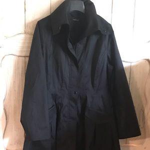 Beautiful Samuel Dong coat NWOT
